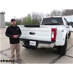 Video install deezee tailgate assist 2019 ford f 350 super duty dz43205