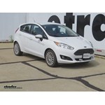 Deka Lead Quick Disconnect Battery Terminal Installation - 2014 Ford Fiesta