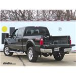 Demco Hijacker Autoslide 5th Wheel Hitch Installation - 2014 Ford F-350 Super Duty