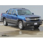 Derale Series 9000 Transmission Cooler Installation - 2003 Chevrolet Avalanche
