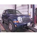 Video install derale transmission cooler 2005 jeep liberty d13502
