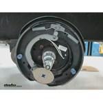 Dexter Electric Trailer Brake Assembly Installation
