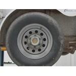 Dexter Nev-R-Adjust Electric Brake Assembly Installation