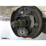 Dexter Electric Trailer Brake Kit Installation