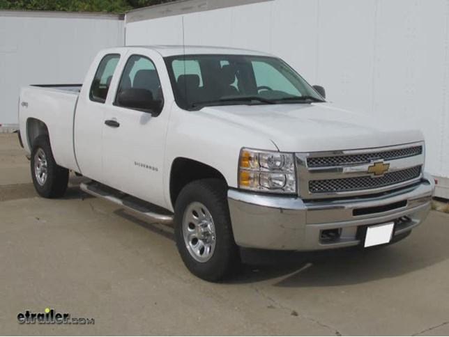 Trailer Brake Controller Installation - 2012 Chevrolet Silverado ...