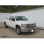 Trailer Brake Controller Installation - 2012 Chevrolet Silverado