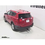 Draw-Tite Ball Mount Review - 2013 Toyota RAV4