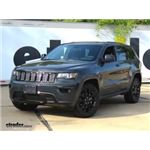 Draw-Tite I-Command Trailer Brake Controller Installation - 2017 Jeep Grand Cherokee