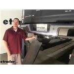 Draw-Tite Max-Frame Trailer Hitch Installation - 2019 GMC Canyon