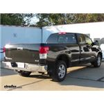 Draw-Tite Hide-A-Goose Gooseneck Trailer Hitch Installation - 2013 Toyota Tundra