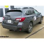 Draw-Tite Max-Frame Trailer Hitch Installation - 2019 Subaru Outback Wagon