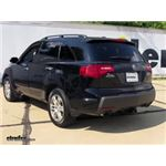Trailer Hitch Installation - 2008 Acura MDX - Draw-Tite