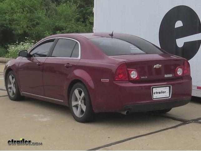 2009 Chevrolet Malibu Trailer Hitch Draw Tite
