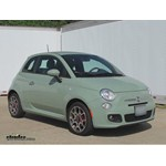 Trailer Hitch Installation - 2012 Fiat 500 - Draw-Tite
