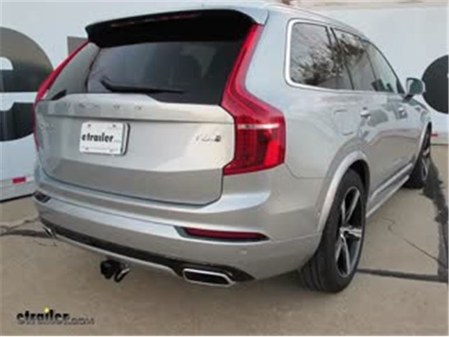 2016 Volvo Xc90 Trailer Hitch Draw Tite