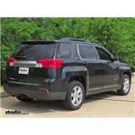 etrailer.com Trailer Hitch Installation - 2014 GMC Terrain