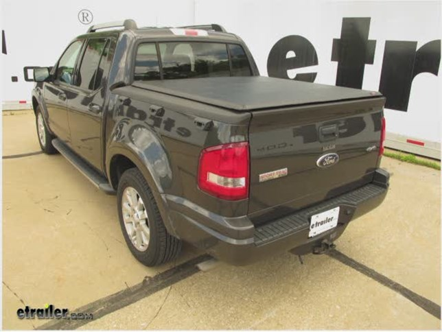 Worksheet. Extang Tuff Tonno Soft Tonneau Cover Installation  2007 Ford