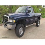 Fifth Wheel Hitch Installation - 2002 Dodge Ram