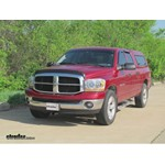 Video install front hitch 2006 dodge ram 1500 31320