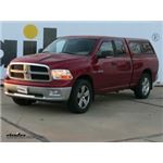 Video install front hitch 2009 dodge ram pickup 31374