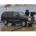 Video install front mount tralier hitch 2003 chevrolet tahoe 31302