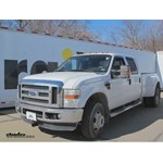 ford f 250 and f 350 super duty front mount hitch. Black Bedroom Furniture Sets. Home Design Ideas