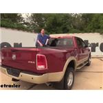 Video install gch truck bed cargo camera 2015 ram 3500 3460015