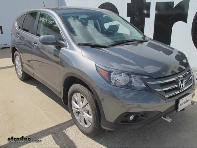 On This 2014 Honda CRV, Weu0027re Going To Show You A Glacier Chains Snow Cable  Chains, Part Number PW2016C. On Our CRV, Weu0027re Working With A Tire Size Of  215 ...
