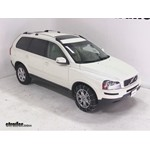 Glacier Cable Snow Tire Chains Review - 2007 Volvo XC90