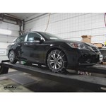 Glacier Square-Link Snow Tire Chains Review - 2013 Honda Accord