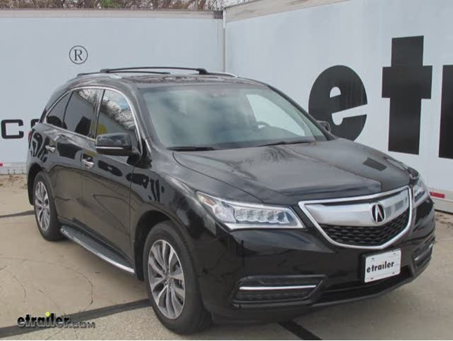 Glacier Cable Snow Tire Chains Review Acura MDX Video - Tires for acura mdx
