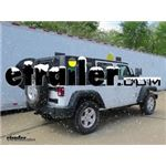 Glacier Cable Snow Tire Chains Review - 2016 Jeep Wrangler Unlimited