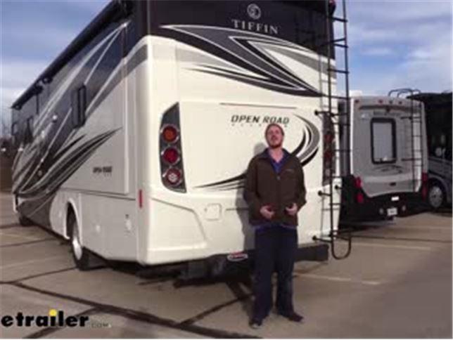 Go Power Solar Ae 4 All Electric Solar Panel System Installation 2018 Tiffin Allegro Bus Motorhome Video Etrailer Com