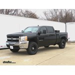 Gooseneck Hitch Installation - 2007 Chevrolet Silverado New Body