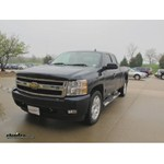 Gooseneck Trailer Hitch Installation - 2008 Chevrolet Silverado