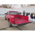 Gooseneck Trailer Hitch Installation - 2010 Chevrolet Silverado