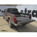 Gooseneck Trailer Hitch Installation - 2012 Ford F-350 Super Duty