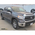 Draw-Tite Hide-A-Goose Gooseneck Trailer Hitch Installation - 2015 Toyota Tundra