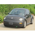 Trailer Hitch Installation - 2002 Volkswagen Beetle