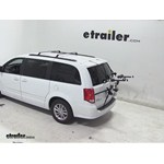 Hollywood Racks Gordo 2 Bike Rack Review - 2014 Dodge Grand Caravan