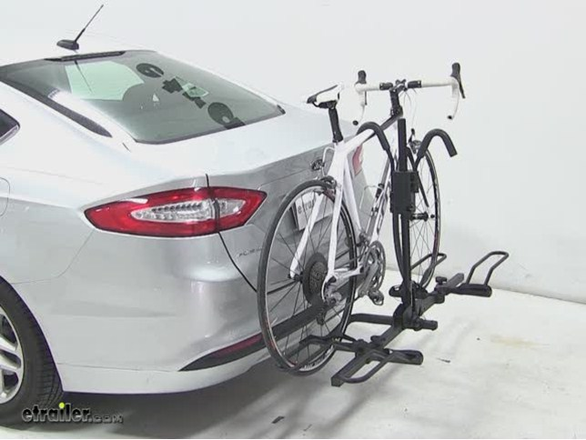 Hollywood Racks Sport Rider Hitch Bike Rack Review 2017 Ford Fusion Video Etrailer