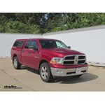 Hopkins Smart Hitch Backup Camera Installation - 2009 Dodge Ram Pickup