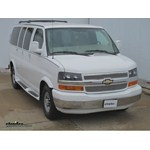 Trailer Brake Controller Installation - 2012 Chevrolet Express Van