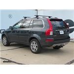 Trailer Brake Controller Installation - 2012 Volvo XC90
