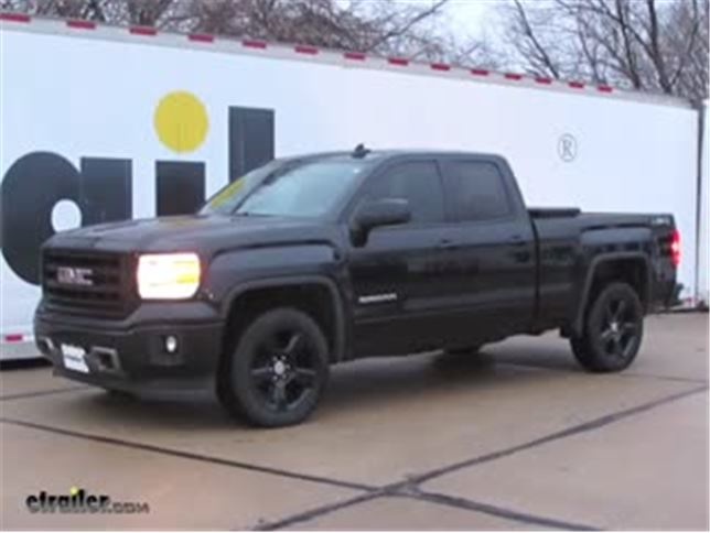 trailer brake controller installation - 2015 gmc sierra 1500 video |  etrailer com