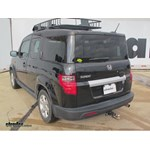 Hopkins Smart Hitch Backup Camera Installation - 2010 Honda Element