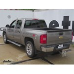 Hopkins Smart Hitch Backup Camera Installation - 2013 Chevrolet Silverado