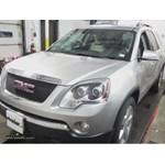 Hopkins Smart Hitch Backup Camera Installation - 2008 GMC Acadia