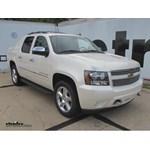 Hopkins Custom Tail Light Wiring Kit Installation - 2011 Chevrolet Avalanche