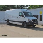 Video install hopkins trailer connector 2014 mercedes benz sprinter hm48470